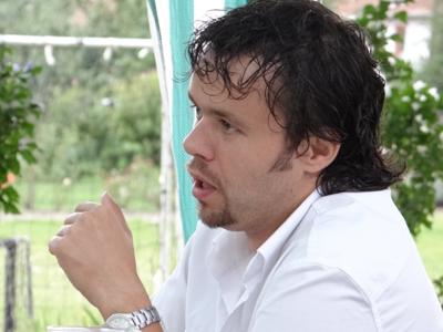 """Üveges Gábor, a BioSzentandrás program """"lelke"""""""